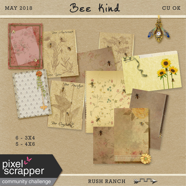 PSMay2018_bee-kind_journal-cards